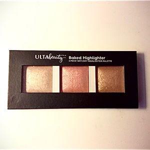 •BNIB• RARE Ulta Beauty Baked Highlighter